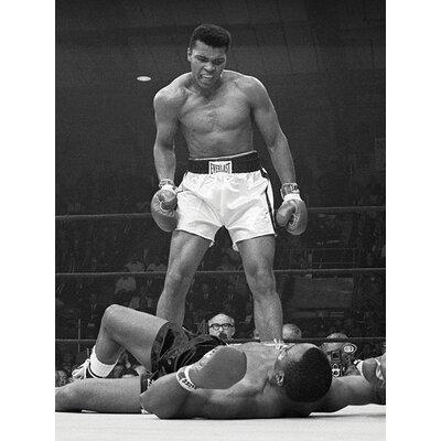 Art Group Muhammad Ali - Ali Vs Liston Canvas Wall Art