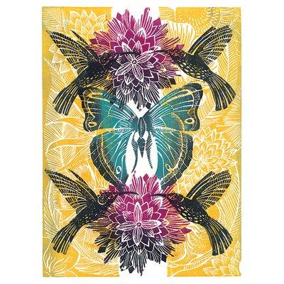 Art Group Amanda Colville - Hummingbirds Canvas Wall Art