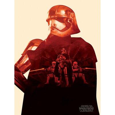 Art Group Star Wars Episode VII - Captain Phasma Tri Canvas Wall Art