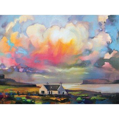 Art Group Scott Naismith - Duirinish Skye Canvas Wall Art