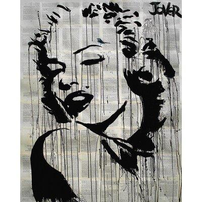 Art Group Loui Jover - Icon Canvas Wall Art