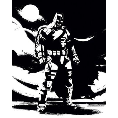 Art Group Batman V Superman - Batman Noir Canvas Wall Art