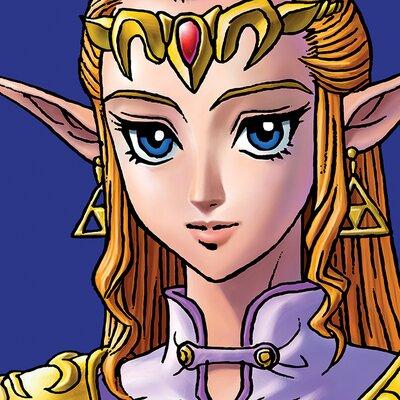 Art Group The Legend of Zelda - Zelda Canvas Wall Art