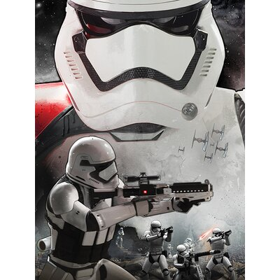 Art Group Star Wars Episode VII - Stormtrooper Canvas Wall Art