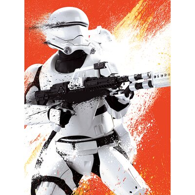 Art Group Star Wars Ep7 Flametrooper Canvas Wall Art