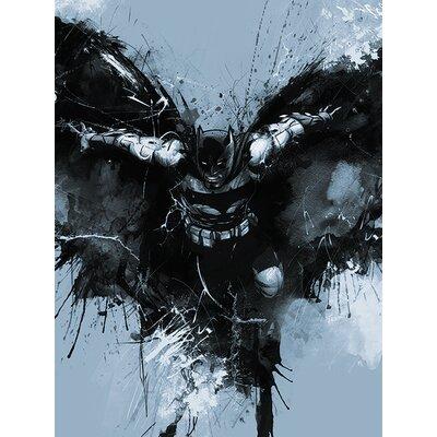 Art Group Batman V Superman - Batman Canvas Wall Art