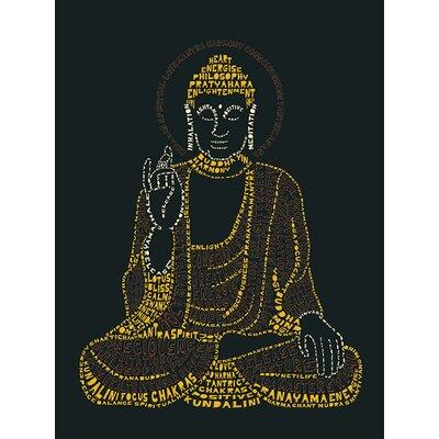 Art Group Citography - Buddha Canvas Wall Art