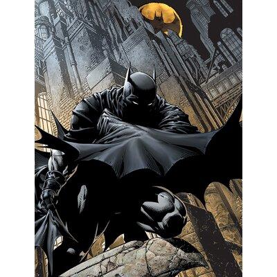 Art Group Batman - Night Watch Canvas Wall Art