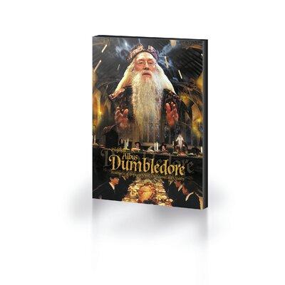 Art Group Harry Potter - Dumbledore Vintage Advertisement Canvas Wall Art