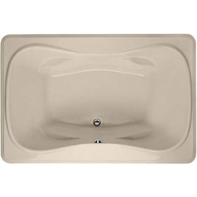 "Hydro Systems Designer Jennifer 72"" x 48"" Soaking Bathtub"