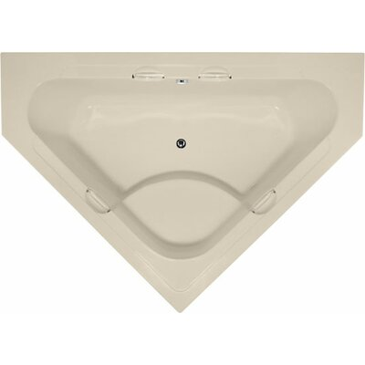 "Hydro Systems Designer Whitney 62"" x 62"" Soaking Bathtub"