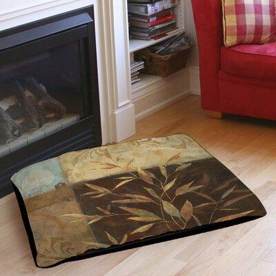 """Autumn Texture 2 Pet Bed Size: 50"""" L x 40"""" W"""
