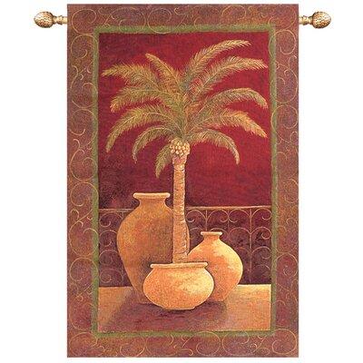 Manual Woodworkers & Weavers Tropical Oasis II Tapestry