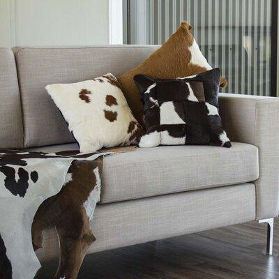 Bowron Sheepskin Scatter Cushion