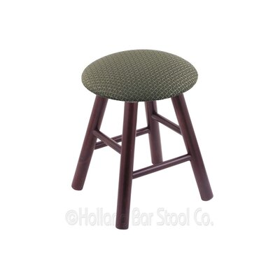 Vanity Stool Color: Axis Grove, Finish: Dark Cherry Maple