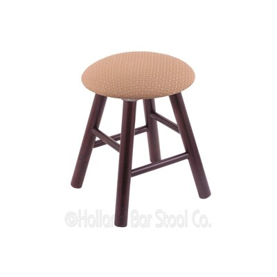 Vanity Stool Color: Axis Summer, Finish: Dark Cherry Maple