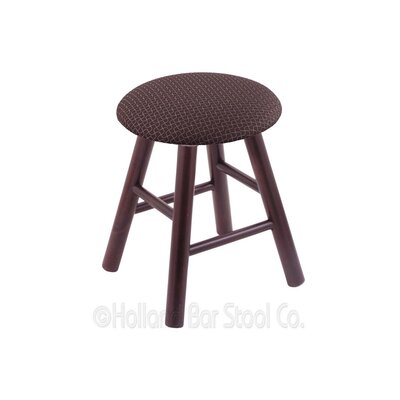 Vanity Stool Color: Axis Truffle, Finish: Dark Cherry Maple