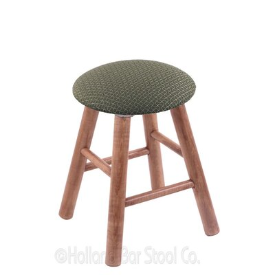 Vanity Stool Color: Axis Grove, Finish: Medium Maple