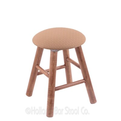 Vanity Stool Color: Axis Summer, Finish: Medium Maple
