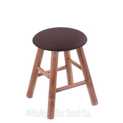 Vanity Stool Color: Axis Truffle, Finish: Medium Maple