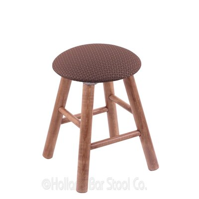 Vanity Stool Color: Axis Willow, Finish: Medium Maple