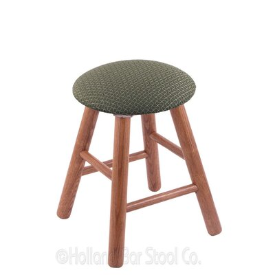 Vanity Stool Color: Axis Grove, Finish: Medium Oak