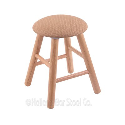 Vanity Stool Color: Axis Summer, Finish: Natural Oak
