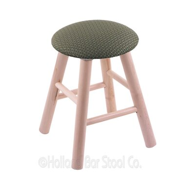 Vanity Stool Color: Axis Grove, Finish: Natural Maple