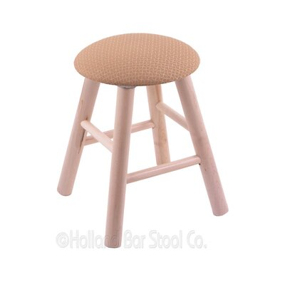 Vanity Stool Color: Axis Summer, Finish: Natural Maple