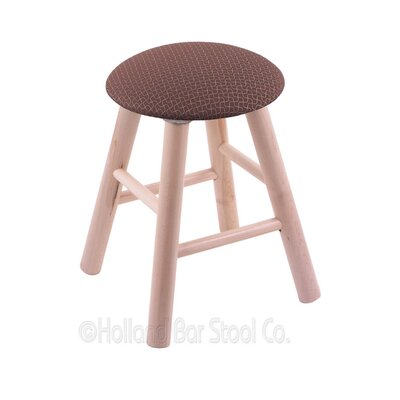 Vanity Stool Color: Axis Willow, Finish: Natural Maple