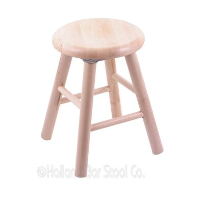 Vanity Stool Finish: Natural Maple