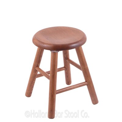 Vanity Stool Finish: Medium Oak