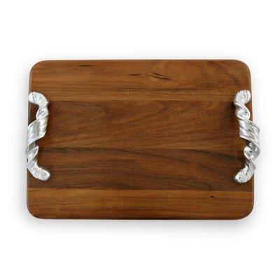 Soho Torza Wood Long Cutting Board