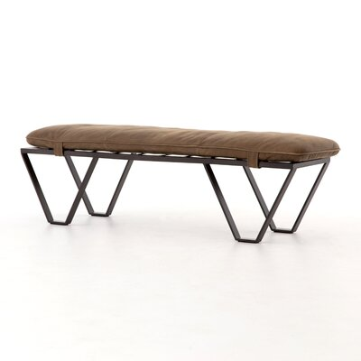 "Stefania 60"" Upholstered Bench"