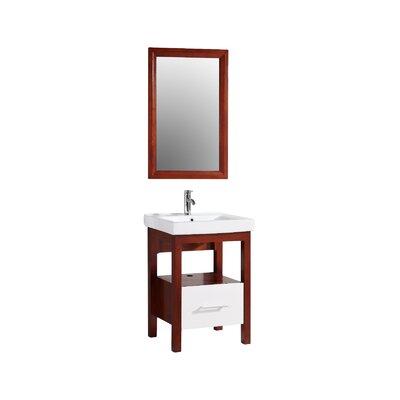 """Legion Furniture 24"""" Single Bathroom Vanity Set"""