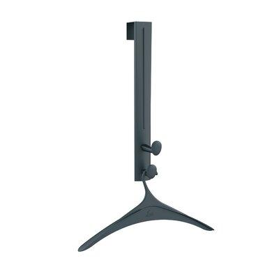 Over-the-Door Double Hook with Coat Hanger
