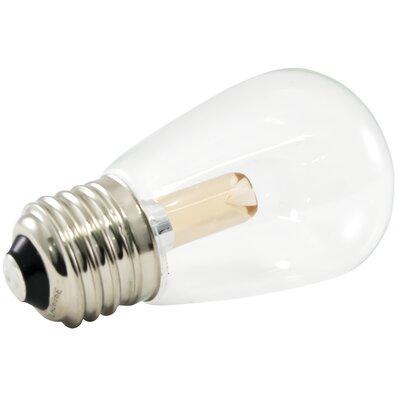 E26/Medium LED Light Bulb Bulb Temperature: 2700K