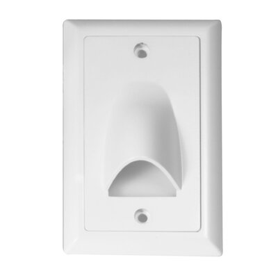 American Lighting LLC Vertical Scoop LED Face Plate