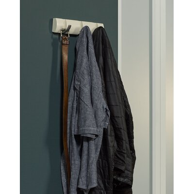 Attalus Hideaway Round Wall Mounted Coat Rack