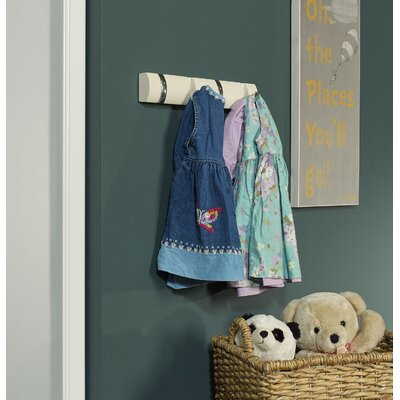 Atticus Hideaway Round Wall Mounted Coat Rack