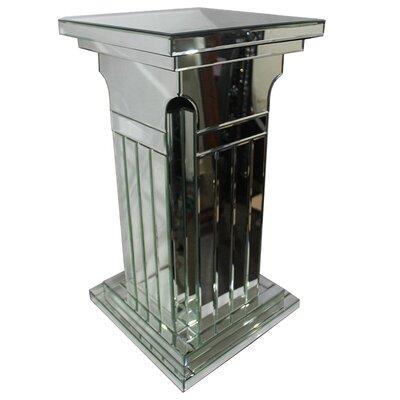 Modern Column Pedestal Plant Stand