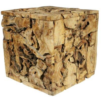Cedar Wooden Stool