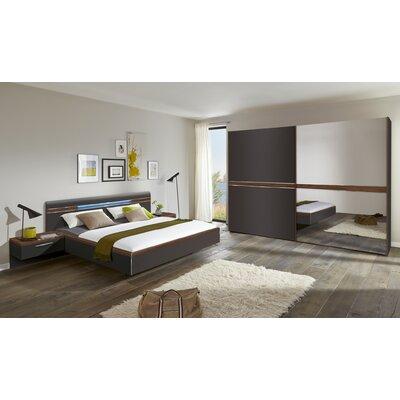 Nolte Möbel 3-tlg. Schlafzimmer-Set Deseo, 180 x 200 cm
