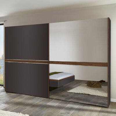 Nolte Möbel Schwebetürenschrank Deseo, 200 cm B