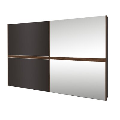 Nolte Möbel Schwebetürenschrank Deseo, 280 cm B