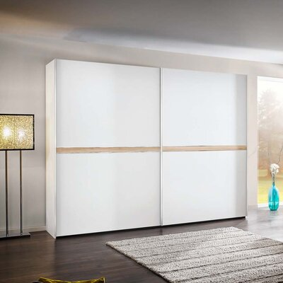 Nolte Möbel Schwebetürenschrank Deseo, 240 cm B