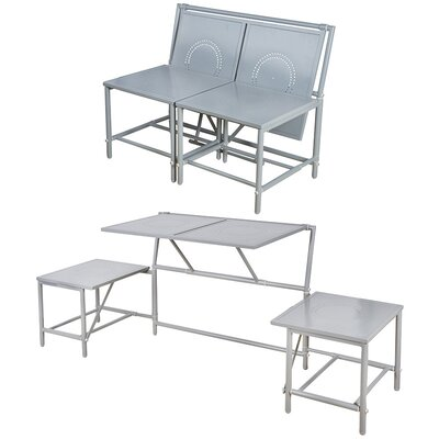myBalconia Convertible Bench Color: Gray