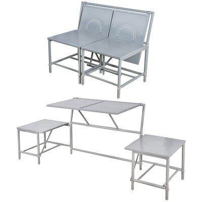 myBalconia Convertible Bench Color: Gray