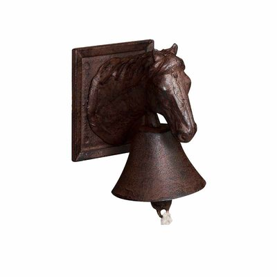 Best for Boots Horse Doorbell