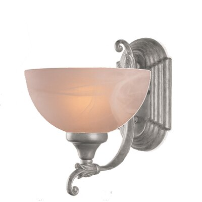 Crystorama Hot Deal 1 Light Wall Sconce